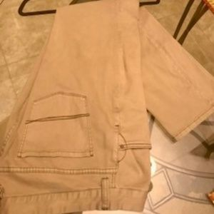 Tommy Bahama Beige Chino Pants